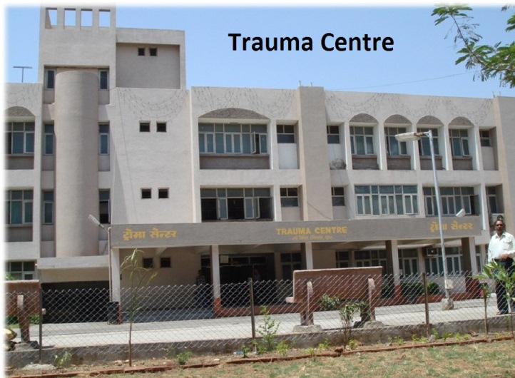 New Civil Hospital: Photo Gallery